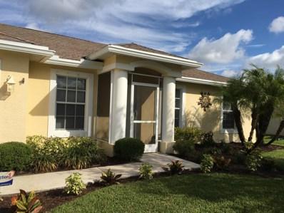 645 SE Tanner Avenue, Port Saint Lucie, FL 34953 - MLS#: RX-10482622