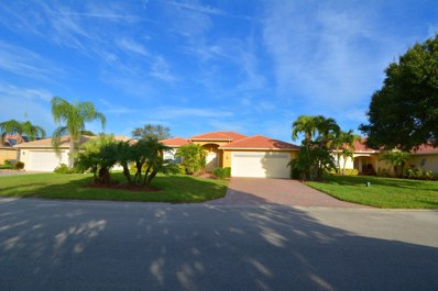 541 NW Waverly Circle, Port Saint Lucie, FL 34983 - #: RX-10482626