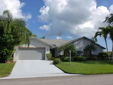 16790 Boca Delray Drive, Delray Beach, FL 33484 - MLS#: RX-10482695