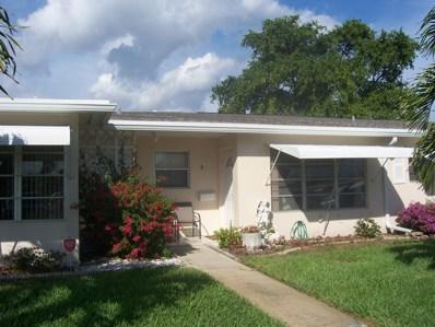 165 South Boulevard UNIT B, Boynton Beach, FL 33435 - #: RX-10482743
