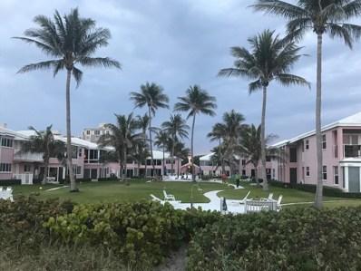 1877 S Ocean Boulevard UNIT J, Delray Beach, FL 33483 - MLS#: RX-10482748