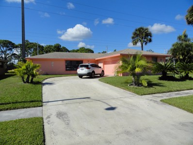 309 Canterbury Drive W, West Palm Beach, FL 33407 - MLS#: RX-10482754