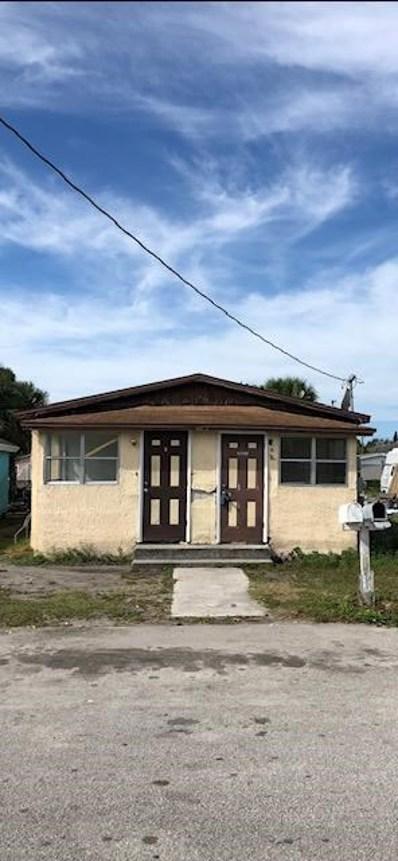 435 N 20 Street, Fort Pierce, FL 34950 - MLS#: RX-10482770
