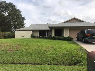 242 SE Walsh Terrace, Port Saint Lucie, FL 34983 - #: RX-10482843