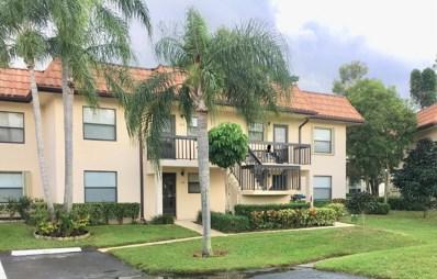 7214 Golf Colony Court UNIT 106, Lake Worth, FL 33467 - MLS#: RX-10482869