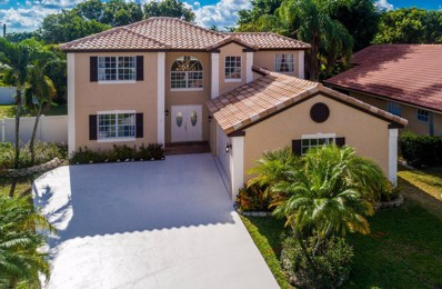 10598 Pebble Cove Lane, Boca Raton, FL 33428 - MLS#: RX-10482900