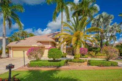 7263 Ballantrae Court, Boca Raton, FL 33496 - #: RX-10482931