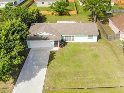 999 SW Whittier Terrace, Port Saint Lucie, FL 34953 - #: RX-10482935