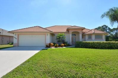 1122 SW Kickaboo Road, Port Saint Lucie, FL 34953 - MLS#: RX-10483002