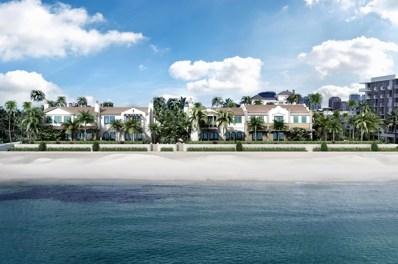 456 S Ocean Boulevard UNIT 2, Palm Beach, FL 33480 - MLS#: RX-10483014