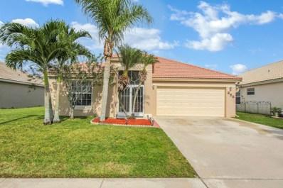 252 Saratoga Boulevard E, Royal Palm Beach, FL 33411 - MLS#: RX-10483102