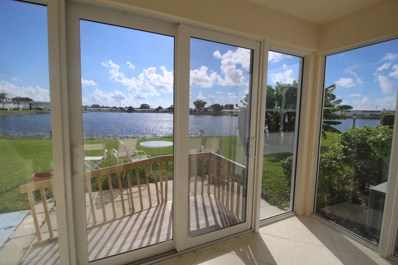 1116 Lake Terrace UNIT 107, Boynton Beach, FL 33426 - MLS#: RX-10483143