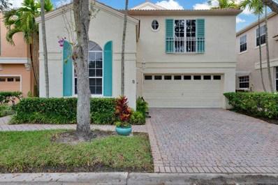 9 Via Verona, Palm Beach Gardens, FL 33418 - MLS#: RX-10483150