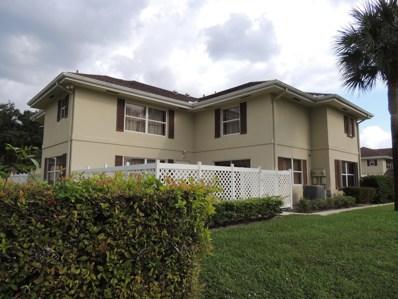 7 Amherst Court UNIT D, Royal Palm Beach, FL 33411 - MLS#: RX-10483151