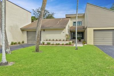 3005 SW 20th Terrace UNIT 15, Delray Beach, FL 33445 - MLS#: RX-10483211
