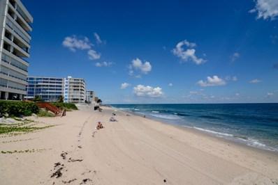 3570 S Ocean Boulevard UNIT 606, South Palm Beach, FL 33480 - MLS#: RX-10483245