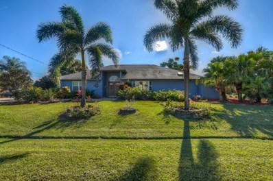 802 SW Paul Revere Terrace, Port Saint Lucie, FL 34953 - MLS#: RX-10483247