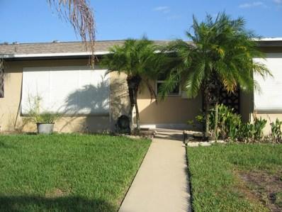 1032 North Drive UNIT C, Delray Beach, FL 33445 - MLS#: RX-10483318