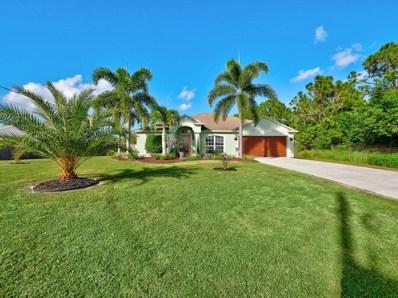5822 NW Lisa Court, Port Saint Lucie, FL 34986 - MLS#: RX-10483366