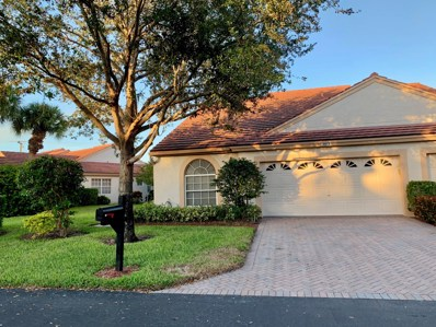 7913 Lake Sands Drive, Delray Beach, FL 33446 - MLS#: RX-10483374