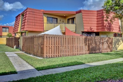 8408 Trent Court UNIT D, Boca Raton, FL 33433 - MLS#: RX-10483378