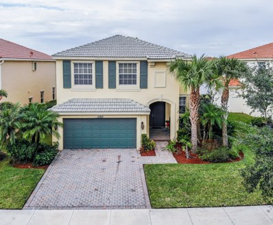 11163 SW Wyndham Way, Port Saint Lucie, FL 34987 - #: RX-10483406
