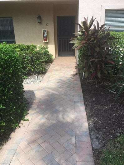 31 Southport Lane UNIT C, Boynton Beach, FL 33436 - MLS#: RX-10483427