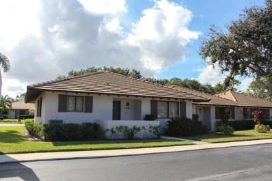 401 Club Drive, Palm Beach Gardens, FL 33418 - MLS#: RX-10483449