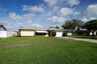 3535 N Libby Drive, West Palm Beach, FL 33406 - MLS#: RX-10483465