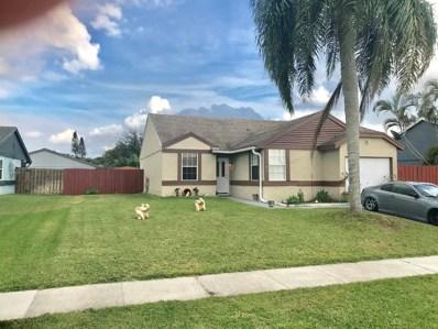 1085 Grandview Circle, Royal Palm Beach, FL 33411 - #: RX-10483480