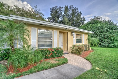 13734 Via Flora UNIT D, Delray Beach, FL 33484 - MLS#: RX-10483483