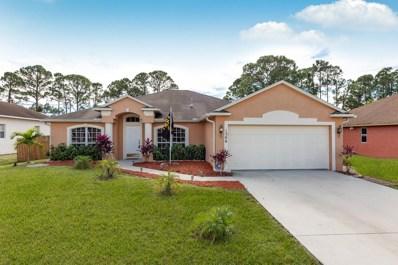 1308 SW Hunnicut Avenue, Port Saint Lucie, FL 34953 - MLS#: RX-10483492