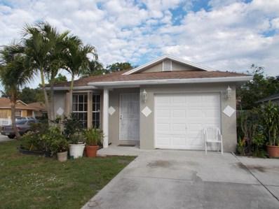 5680 Boynton Cove Way, Boynton Beach, FL 33437 - MLS#: RX-10483627