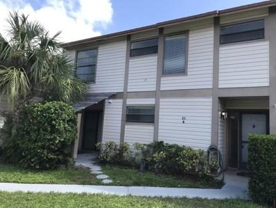 102 Sherwood Circle UNIT 21b, Jupiter, FL 33458 - MLS#: RX-10483628