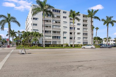 1 N Golfview Road UNIT 505, Lake Worth, FL 33460 - #: RX-10483655