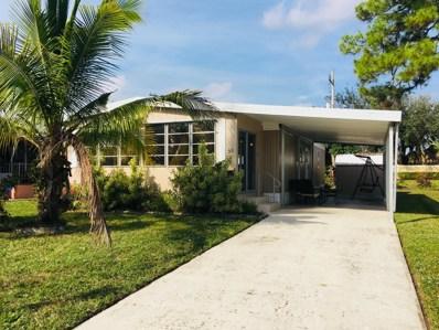 12375 S Military Trail UNIT Lot 53, Boynton Beach, FL 33436 - MLS#: RX-10483721