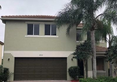 2031 N Little Torch Street, Riviera Beach, FL 33407 - MLS#: RX-10483764