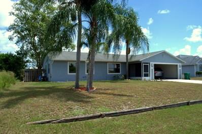 1713 SW Monterrey Lane, Port Saint Lucie, FL 34953 - #: RX-10483780