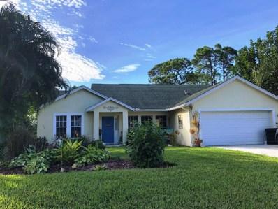 2886 SW Vittorio Street, Port Saint Lucie, FL 34953 - #: RX-10483797