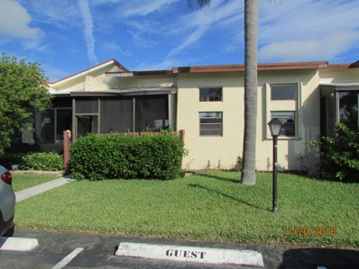 1761 W Royal Tern Lane UNIT 2, Fort Pierce, FL 34982 - MLS#: RX-10483851