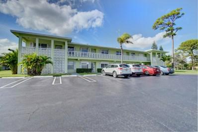 1041 Orange Terrace UNIT 202, Delray Beach, FL 33445 - MLS#: RX-10483855