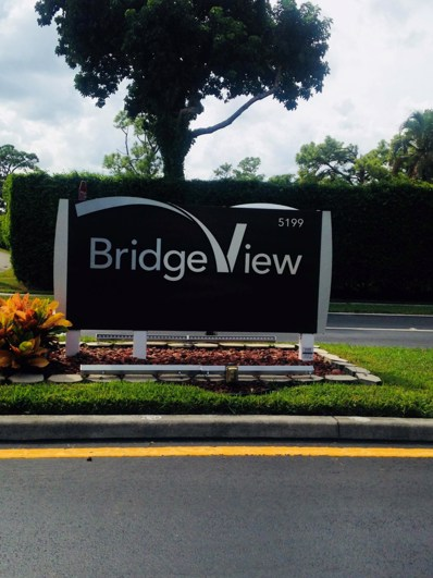 5010 Privet Place UNIT 101, Delray Beach, FL 33484 - MLS#: RX-10483890