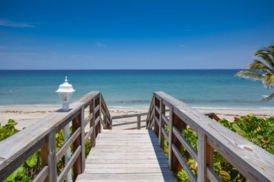 4605 S Ocean Boulevard UNIT 2 & 3, Highland Beach, FL 33487 - MLS#: RX-10483947