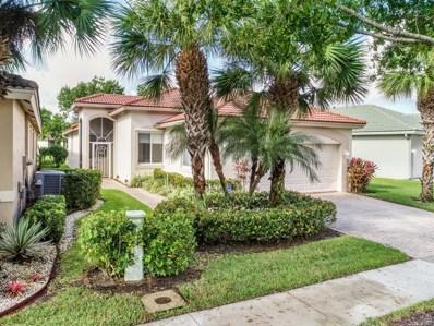 2335 Sapphire Circle, West Palm Beach, FL 33411 - #: RX-10483999