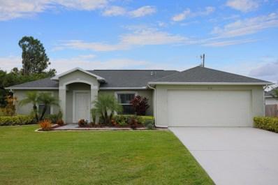 324 SW Kestor Drive, Port Saint Lucie, FL 34953 - MLS#: RX-10484045