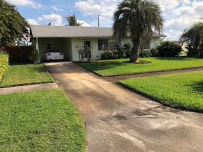 12164 Colony Avenue, Palm Beach Gardens, FL 33410 - MLS#: RX-10484059