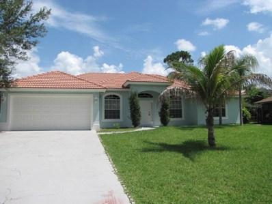 1789 SW Desert Avenue, Port Saint Lucie, FL 34953 - MLS#: RX-10484091
