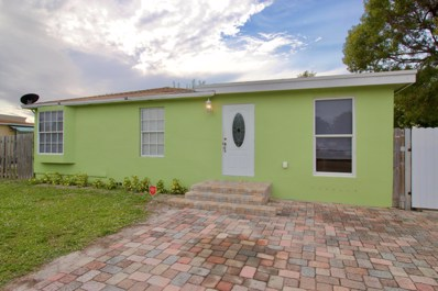 3933 Serubi Avenue, Palm Springs, FL 33461 - MLS#: RX-10484098