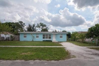 4924 Tortuga Drive, West Palm Beach, FL 33407 - MLS#: RX-10484102