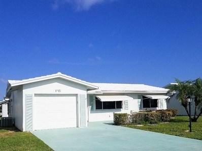 1701 SW 8th Avenue, Boynton Beach, FL 33426 - MLS#: RX-10484137